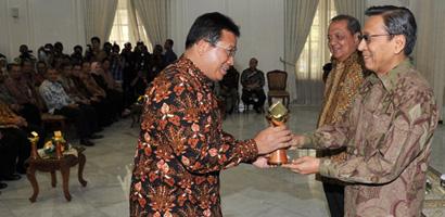 Penghargaan Anugerah Cinta Karya Bangsa