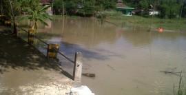banjir-bojonegoro Siaga 2