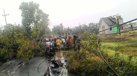 Angin Punting Beliung Bojonegoro