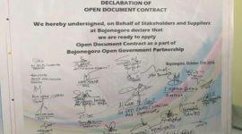 Open Data Contract