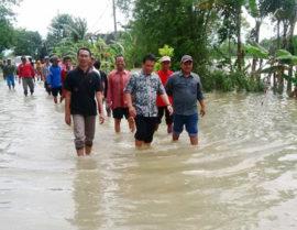 Banjir Balen Bojonegoro