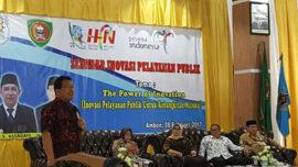 Seminar Hari Pers Nasional di Ambon