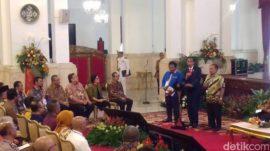 Jokowi Sistem Keuangan Desa