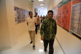 Pelajari OGP Sandiaga Uno Kunjungi Bojonegoro