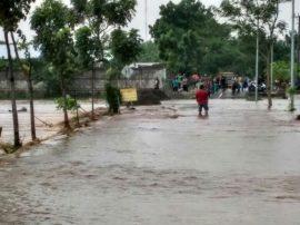 Banjir Bandang Wilayah Dander