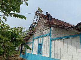 Bencana Angin Puting Beliung di Kecamatan Malo